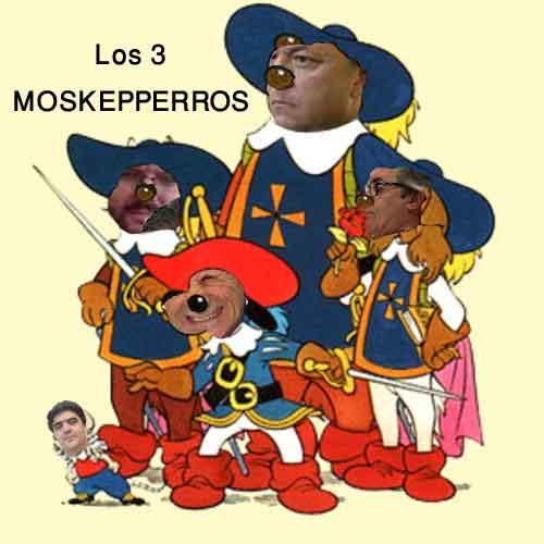 moskePperros